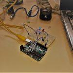 Esperimenti con Arduino(c) in laboratorio