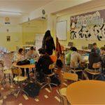 Studenti nello spazio di apprendimento Socrate 3