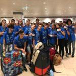 PON FSE ASL aeroporto di Bologna verso Valencia - 2018
