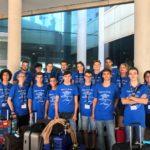 PON FSE ASL arrivo aeroporto di Valencia (Spagna) - 2018