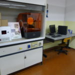 Stampante 3D a resina - Laboratorio odontotecnico - 2017 - CARIPARO