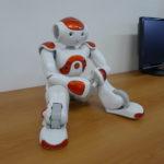 Robot umanoide NAO - laboratorio Automatica - 2017 - CARIPARO
